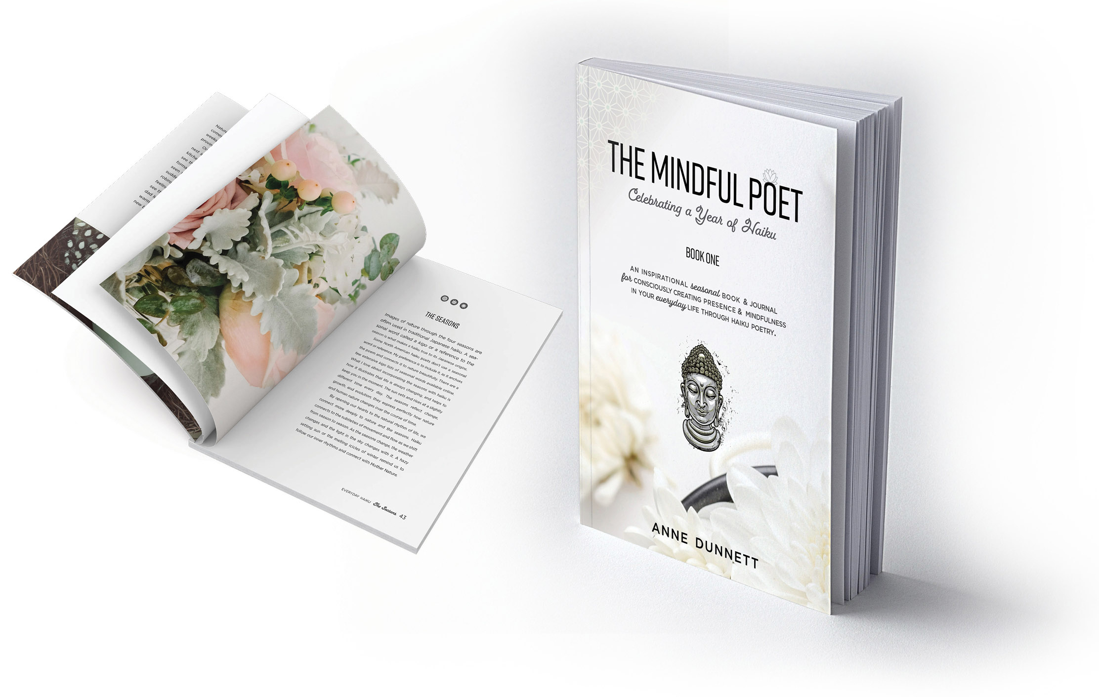 The Mindful Poet Book cover